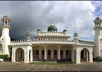 مسجد مكرم