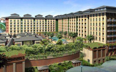 فندق فيستيف سنغافورة