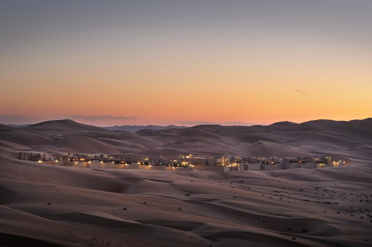 منتجع الصحراء أنانتارا قصر السراب أبوظبي