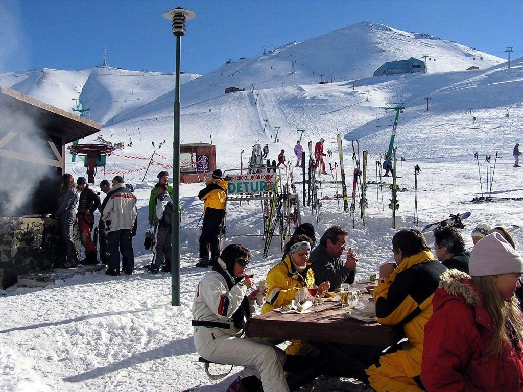 بوزداغ للتزلج تركيا