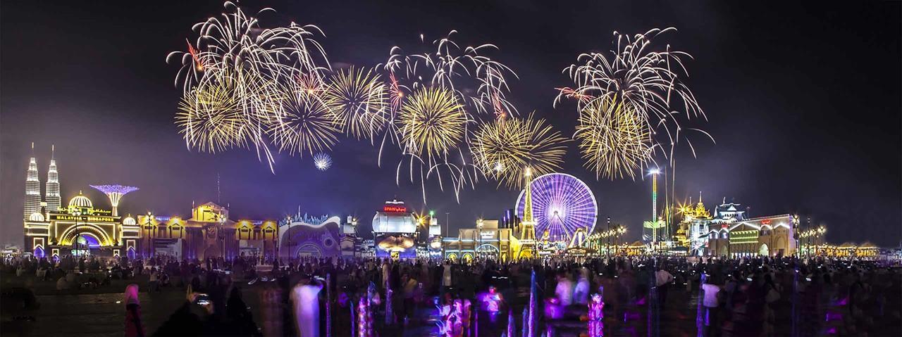 Chefs-d'œuvre du Dubai Shopping Festival 2018
