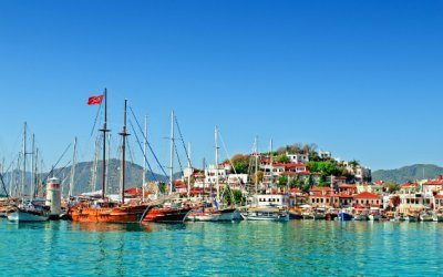 Tourism in the city of Marmaris