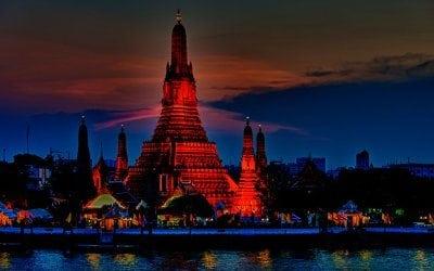 اهم معابد تايلاند