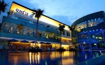 فندق ون 15 مارينا كلوب سنغافورة