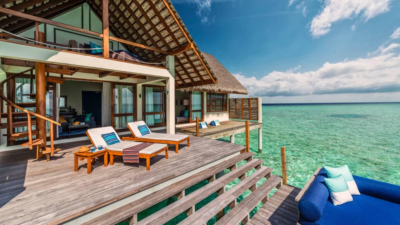 افضل ثلاث منتجعات فى المالديف