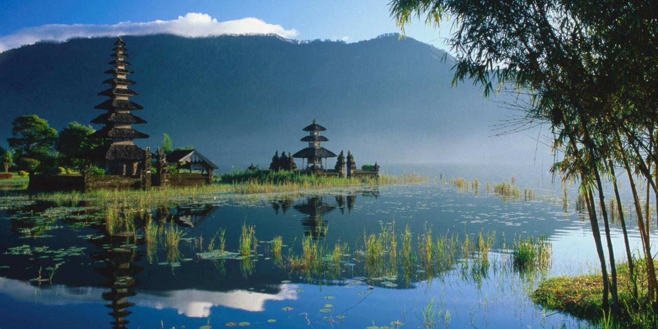 شهر العسل في اندونيسيا