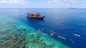 طرق التنقل بين جزر المالديف