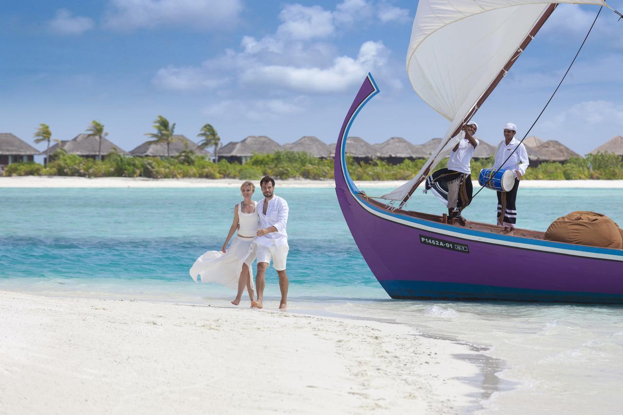 Donny در مالدیو سفر می کند