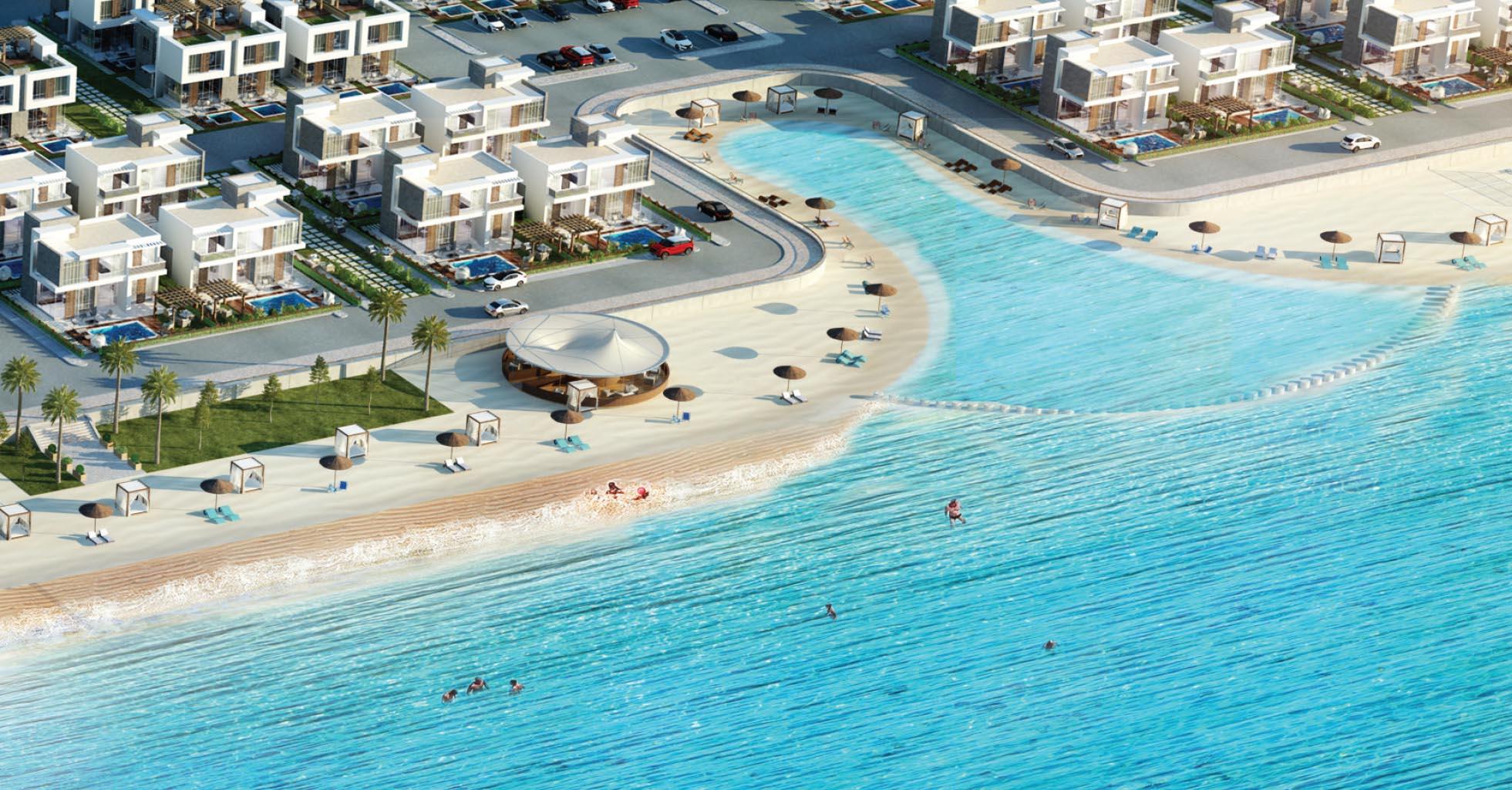 أهمية السياحة فى الساحل الشمالي مصر