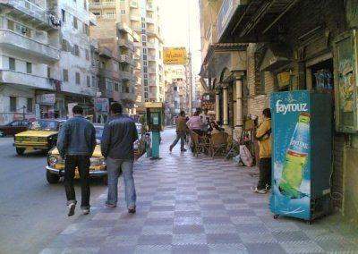 شارع خالد بن الوليد بالاسكندرية