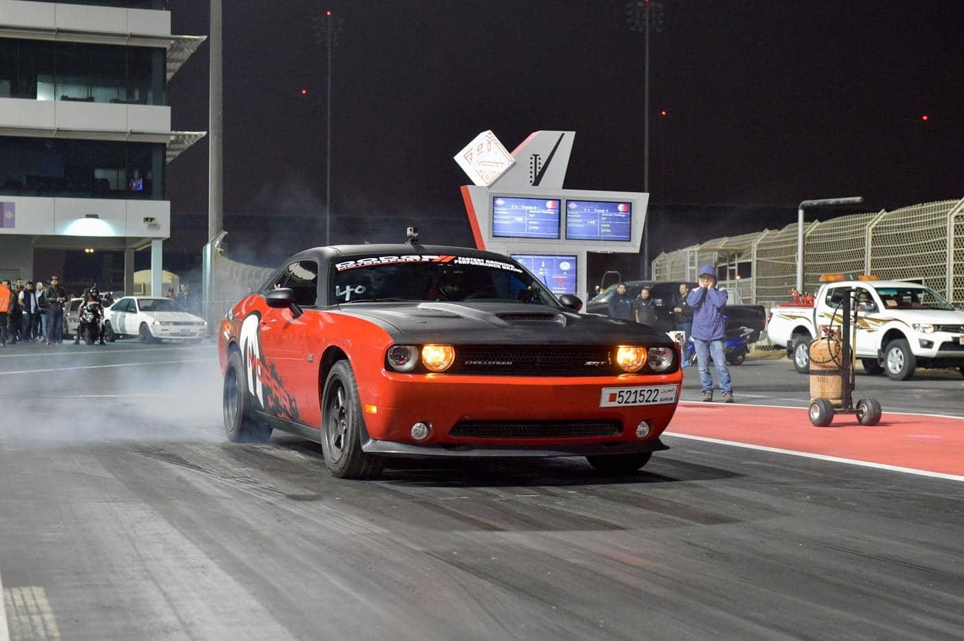فعاليات ومعارض رياضية فى البحرين 2018