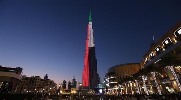 فعالیت در Burj Khalifa دبی امارات متحده عربی