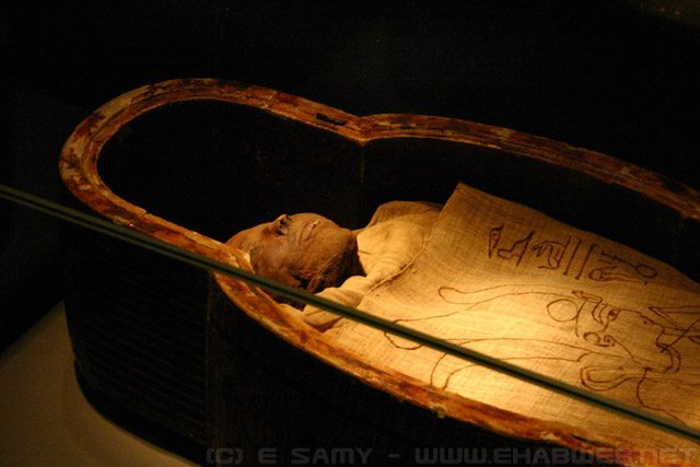 متحف التحنيط في الاقصر