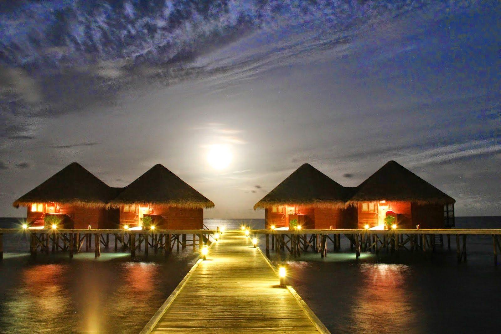 5 dibe ku hûn li ser Maldivesê biçin serdana