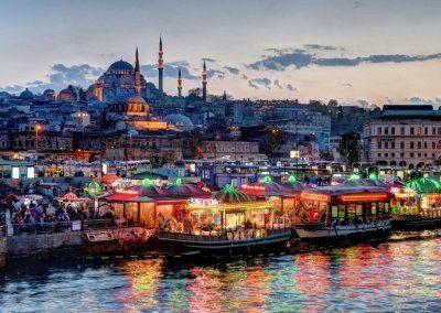 土耳其的旅遊景點
