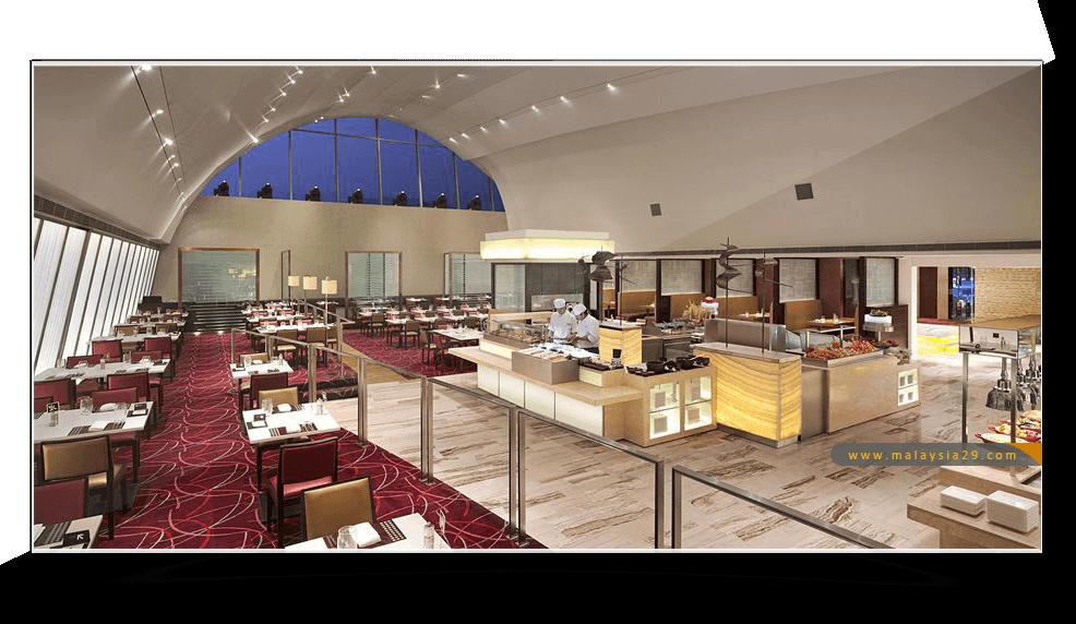 فندق تريدرز كوالالمبور Traders