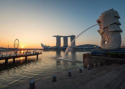 أجمل معالم سنغافورة