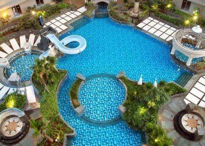 فندق أستون مارينا Aston Marina Hotel