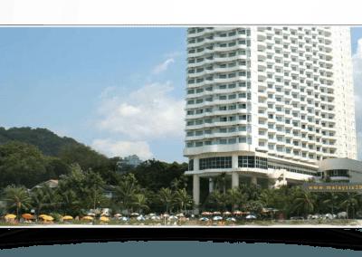 فندق رينبو بارادايس بينانج paradise penang hotel
