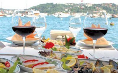 이스탄불 최고의 로맨틱 레스토랑