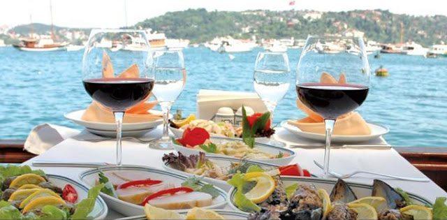 افضل مطاعم لعطله رومانسية في اسطنبول