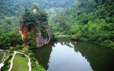 السياحة فى مدينة أيبوه ماليزيا