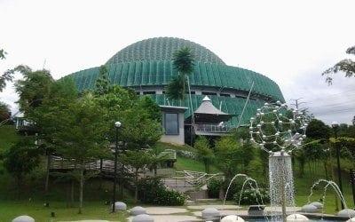 المركز الوطني للعلوم في كوالالمبور