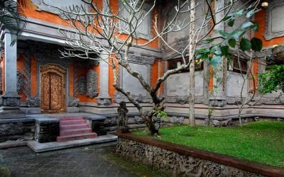 A tour of the Agung Rai Museum in Bali
