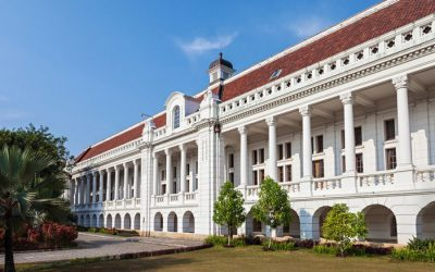 بینک انڈونیشیا میوزیم کا دورہ