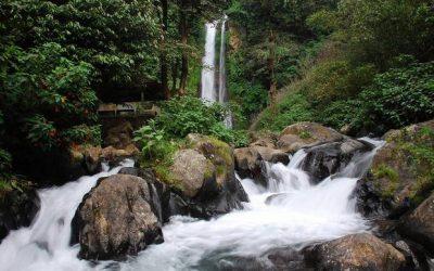 شہمان بینڈنگ آبشار میں ٹور