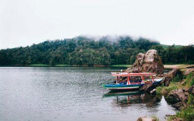 جھیل سیٹو پٹینن بینڈنگ میں ٹور