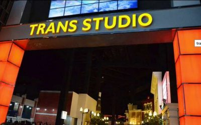 Tour of the Trans Studio Bandung