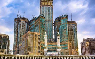 فندق وشقق موڤنبيك برج هاجر مكة