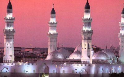 Jelajah di Masjid Quba