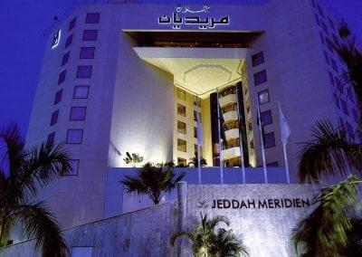 لي ميريديان جدة Le Meridien Jeddah