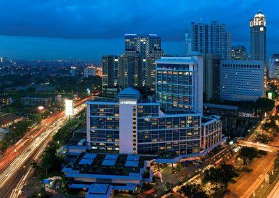 لو مريديان جاكارتا Le Meridien Jakarta