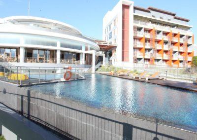 منتجع و سبا بيسونا ألام بونشاك Pesona Alam Resort & Spa