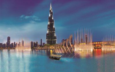 Acara akan datang di Dubai