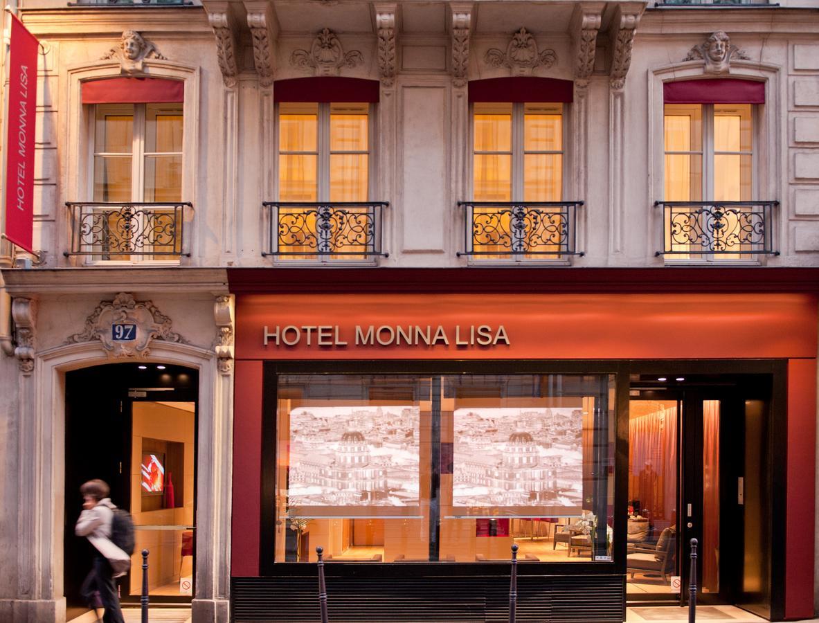 فندق موناليزا باريس