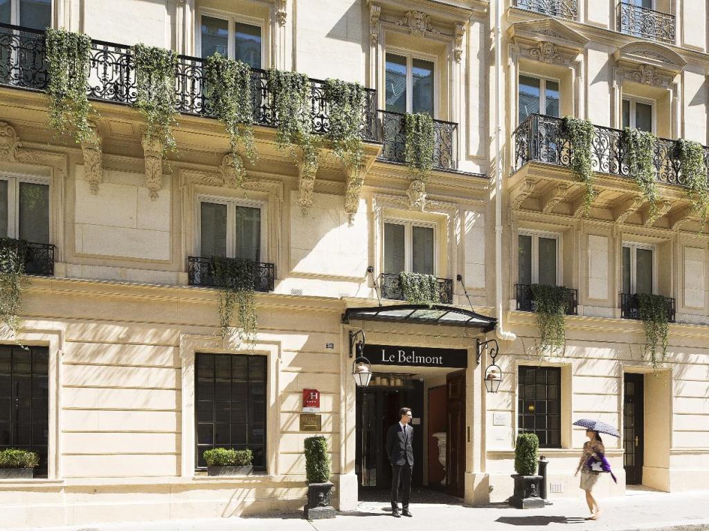 فندق لو بلمونت باريس