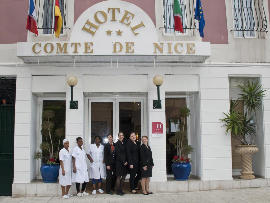 كومتي دي نيس فرنسا