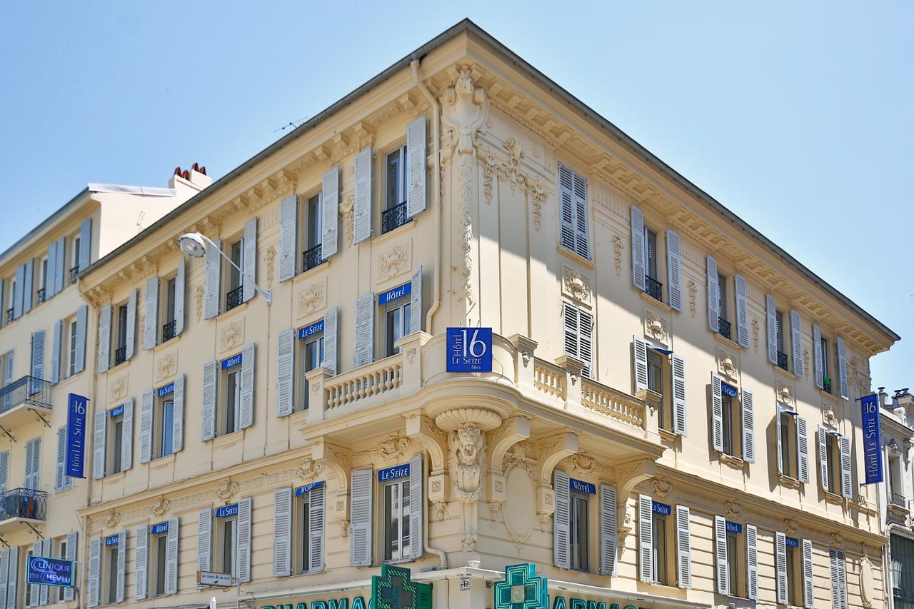 فندق كواليس لو سيز نيس فرنسا