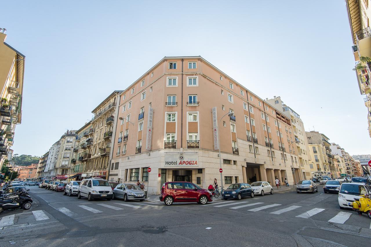فندق أبوجيا نيس فرنسا