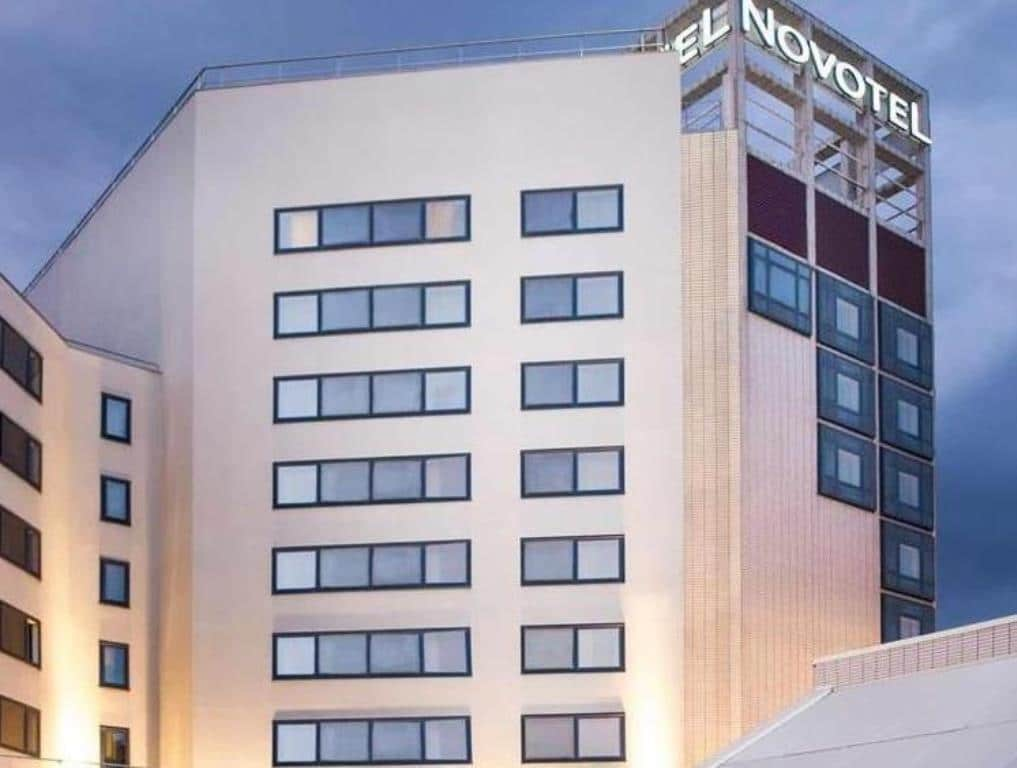 فندق نوفوتيل ليون جيرلان