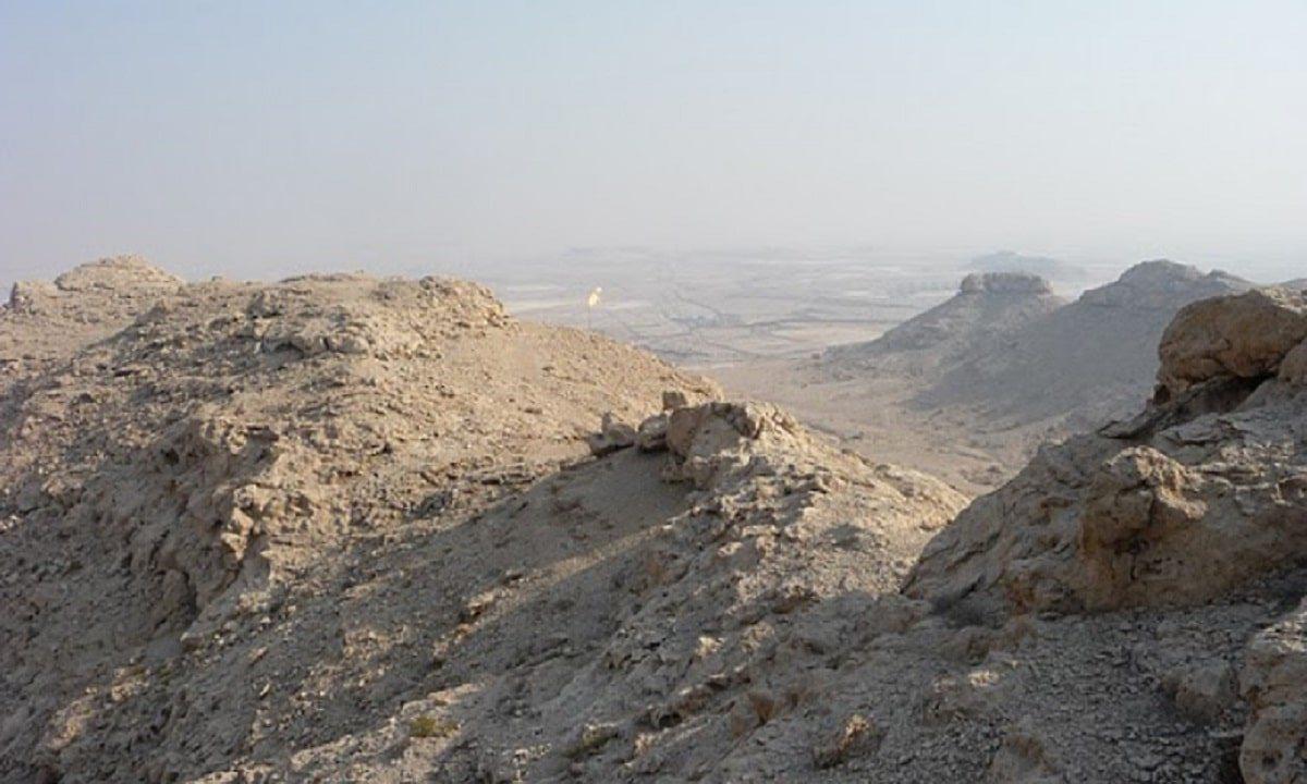 جبل الدخان في البحرين