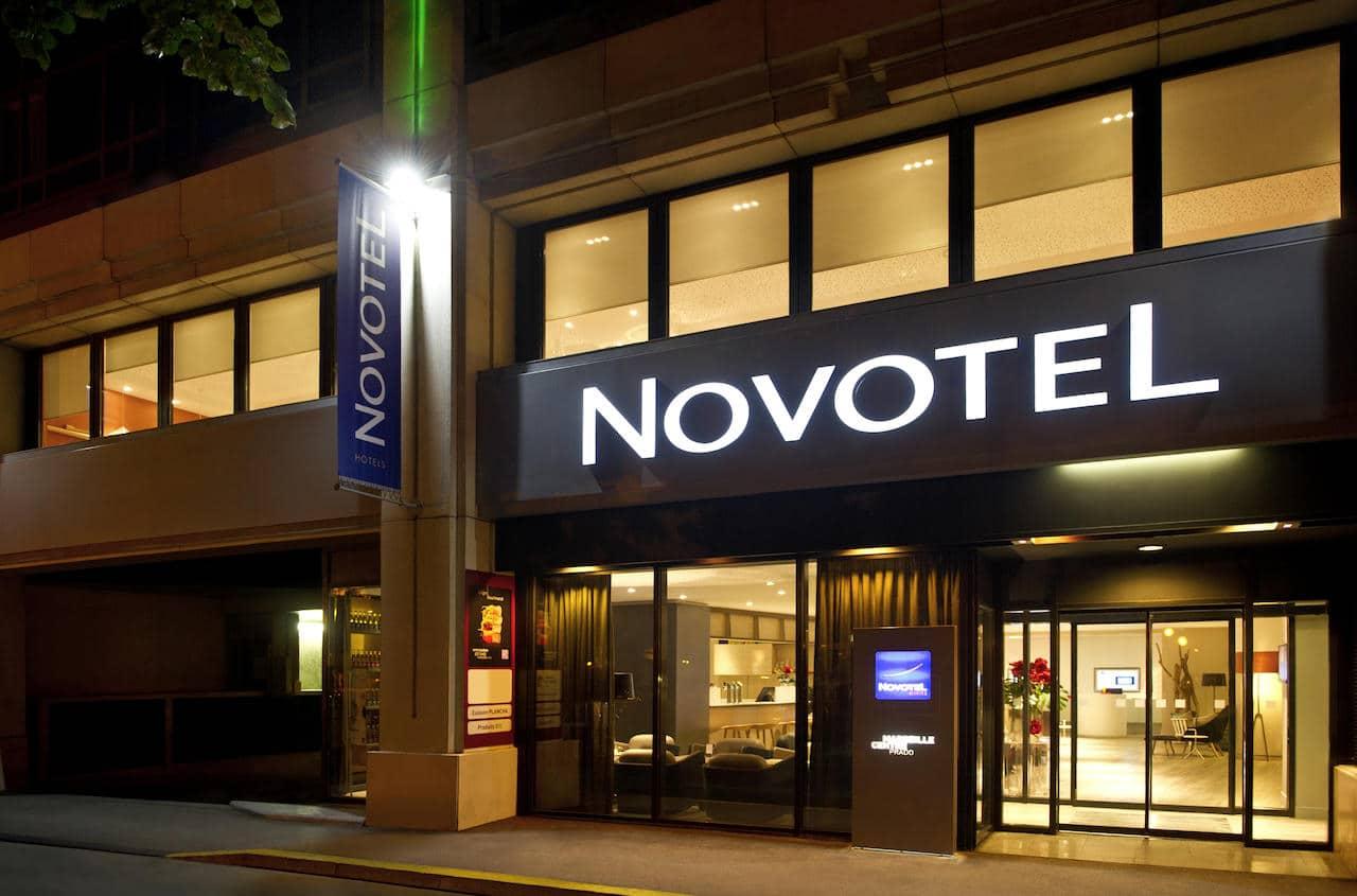 فندق نوفوتيل سنتر برادو