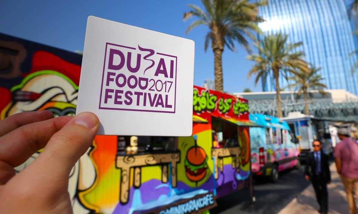 Festival del cibo di Dubai