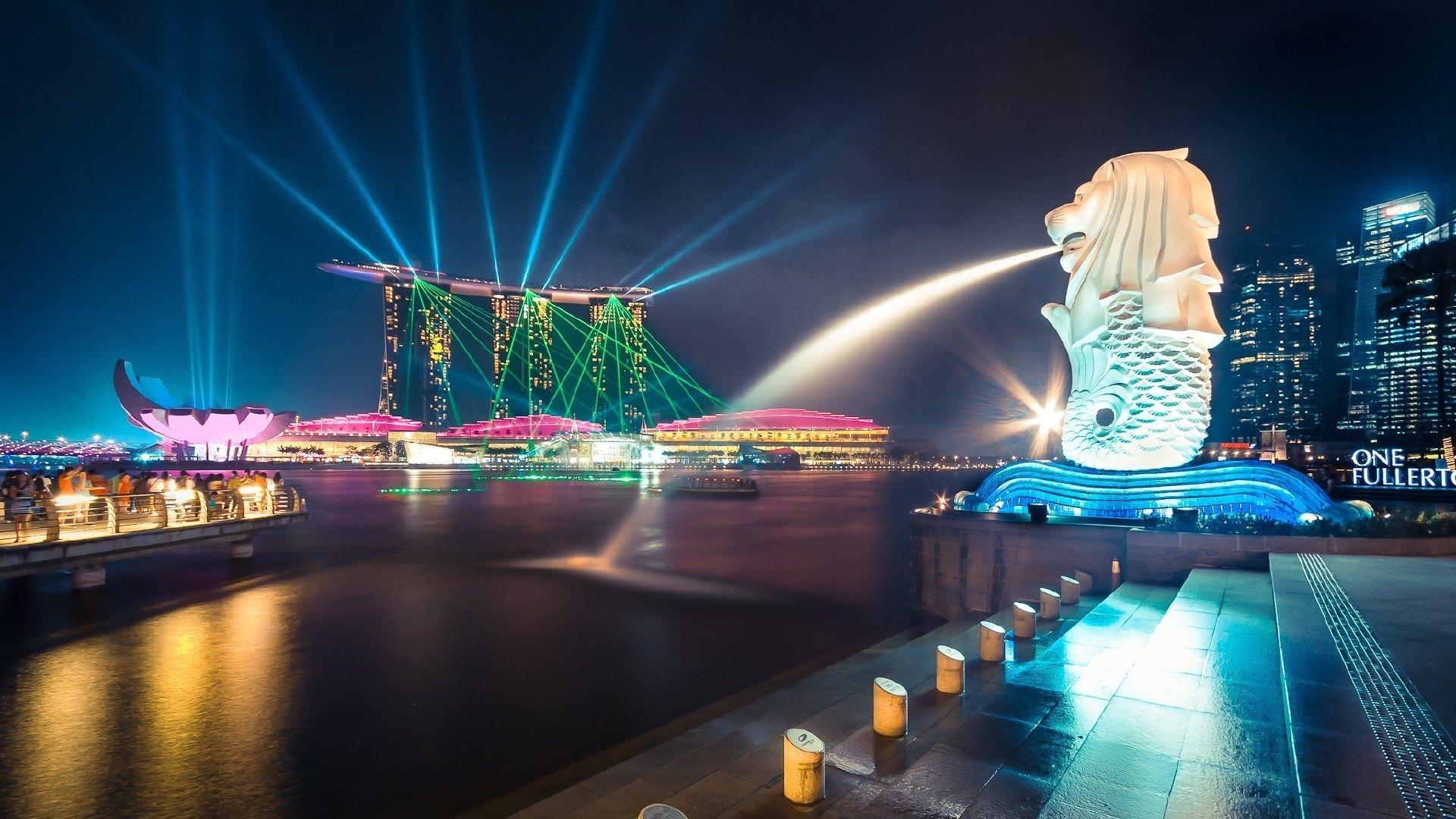 اهم الاماكن الترفيهية فى سنغافورة