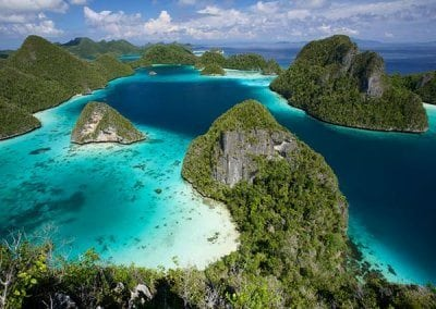 جزر حول جاكرتا