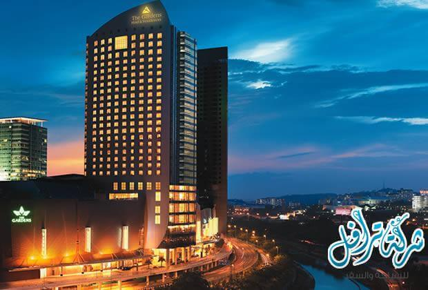 فندق جاردنز ميدفالي